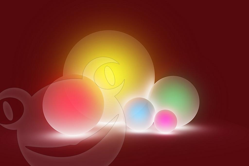 Leuchtkugeln
