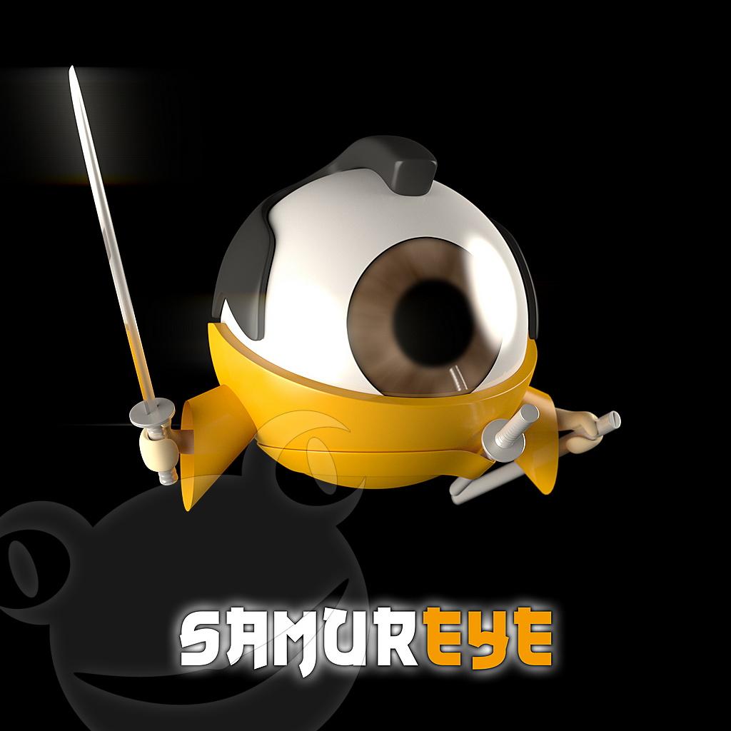 samurEYE