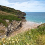 Bossiney Beach
