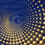 Ammonit blaugold